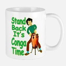 It's Conga Time Mug