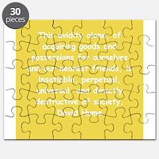 david hume Puzzle