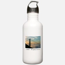Cool Golden gate bridge Water Bottle