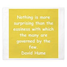 david hume King Duvet