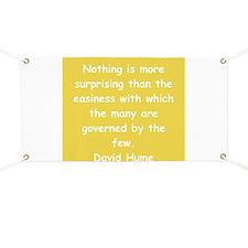 david hume Banner