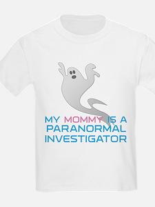 Unique Paranormal investigators T-Shirt