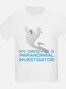 Funny Paranormal investigators T-Shirt
