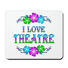 Theatre Love Mousepad