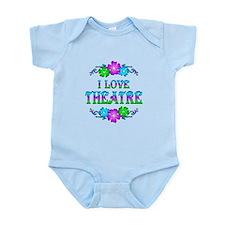 Theatre Love Infant Bodysuit