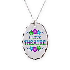 Theatre Love Necklace