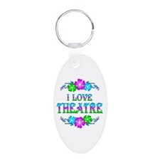 Theatre Love Keychains