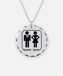 GAME OVER Necklace