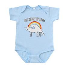 The Rarest of Loves Infant Bodysuit