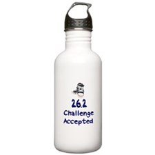 26.2 Challenge Accepted Water Bottle