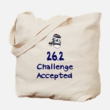26.2 Challenge Accepted Tote Bag