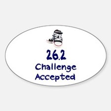 26.2 Challenge Accepted Decal