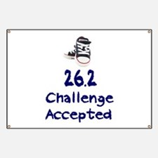 26.2 Challenge Accepted Banner