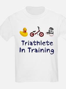 Triathlete in Training T-Shirt