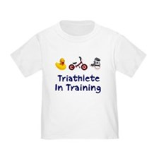 Triathlete in Training T