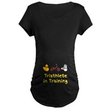 Triathlete in Training T-Shirt