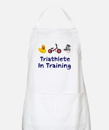 Triathlete in Training Apron