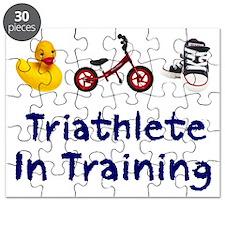 Triathlete in Training Puzzle