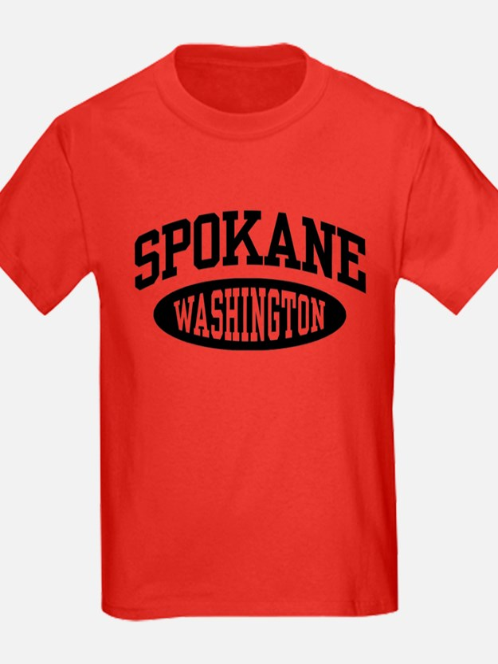 Spokane Washington T