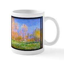 Springtime in Giverny, Monet, Mug