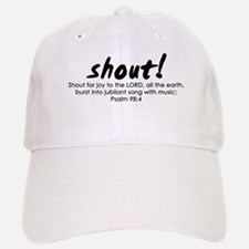 Shout Music Baseball Baseball Cap