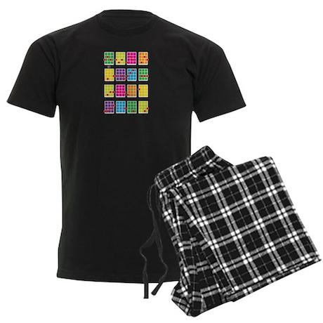 Chord Cheat Tee White Men's Dark Pajamas