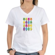 Chord Cheat Tee White Shirt