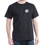 Smiley Grin Funny Dark T-Shirt