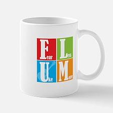 Fear Less Uke More Mug