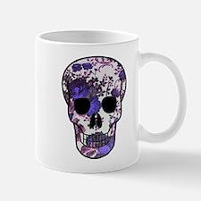 PURPLE SKULL Mug