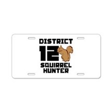 The Hunger Games District 12 Squirrel Hunter Alumi