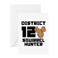 The Hunger Games District 12 Squirrel Hunter Greet