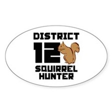 The Hunger Games District 12 Squirrel Hunter Stick