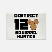The Hunger Games District 12 Squirrel Hunter Recta