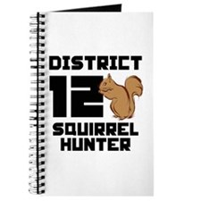 The Hunger Games District 12 Squirrel Hunter Journ