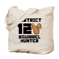 The Hunger Games District 12 Squirrel Hunter Tote