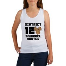 The Hunger Games District 12 Squirrel Hunter Women