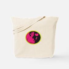 Glamour Girl Uke Tote Bag