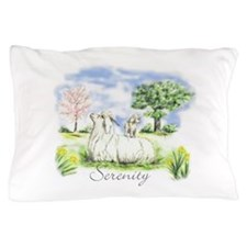 Goats- Angora Serenity Pillow Case