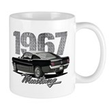 Mustang gt Small Mugs (11 oz)