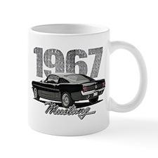 1967 Mustang Fastback Small Mug