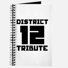 The Hunger Games District 12 Tribute Journal