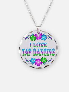 Tap Dancing Love Necklace