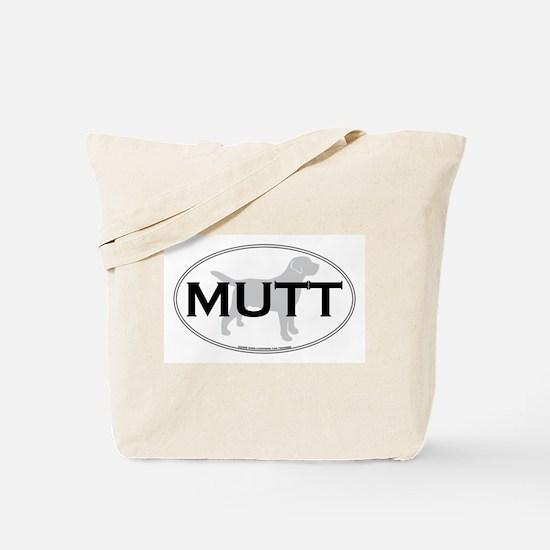MUTT Tote Bag