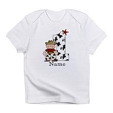 First Birthday Cowboy Infant T-Shirt