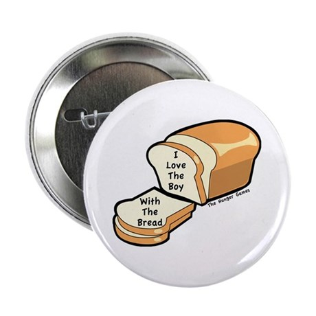 "Boy With The Bread 2.25"" Button"