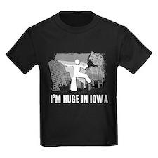I'm Huge In Iowa, Funny, T