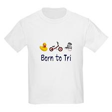 Born to Tri T-Shirt