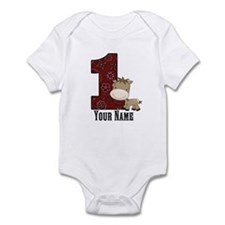 First Birthday Horse Onesie