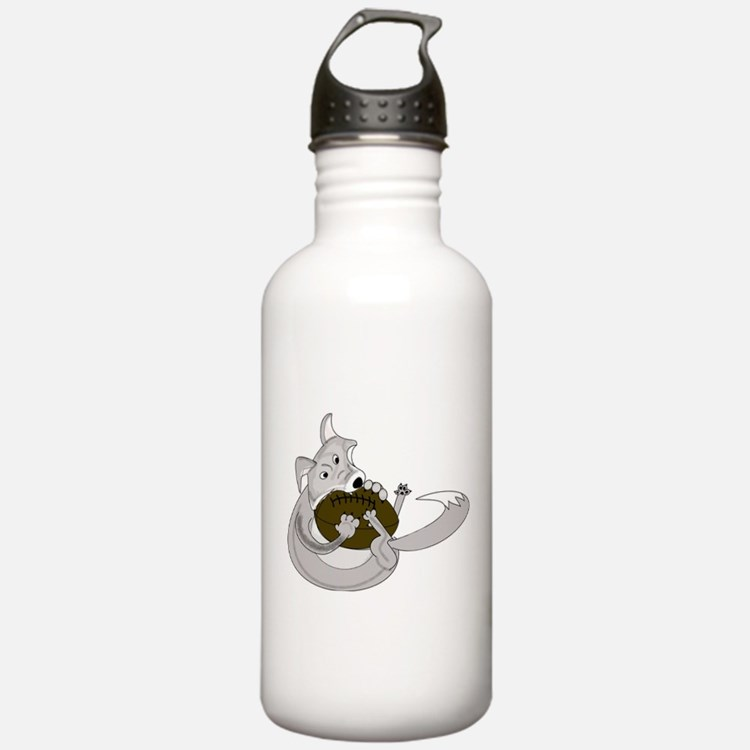 The Silver Fox Water Bottle